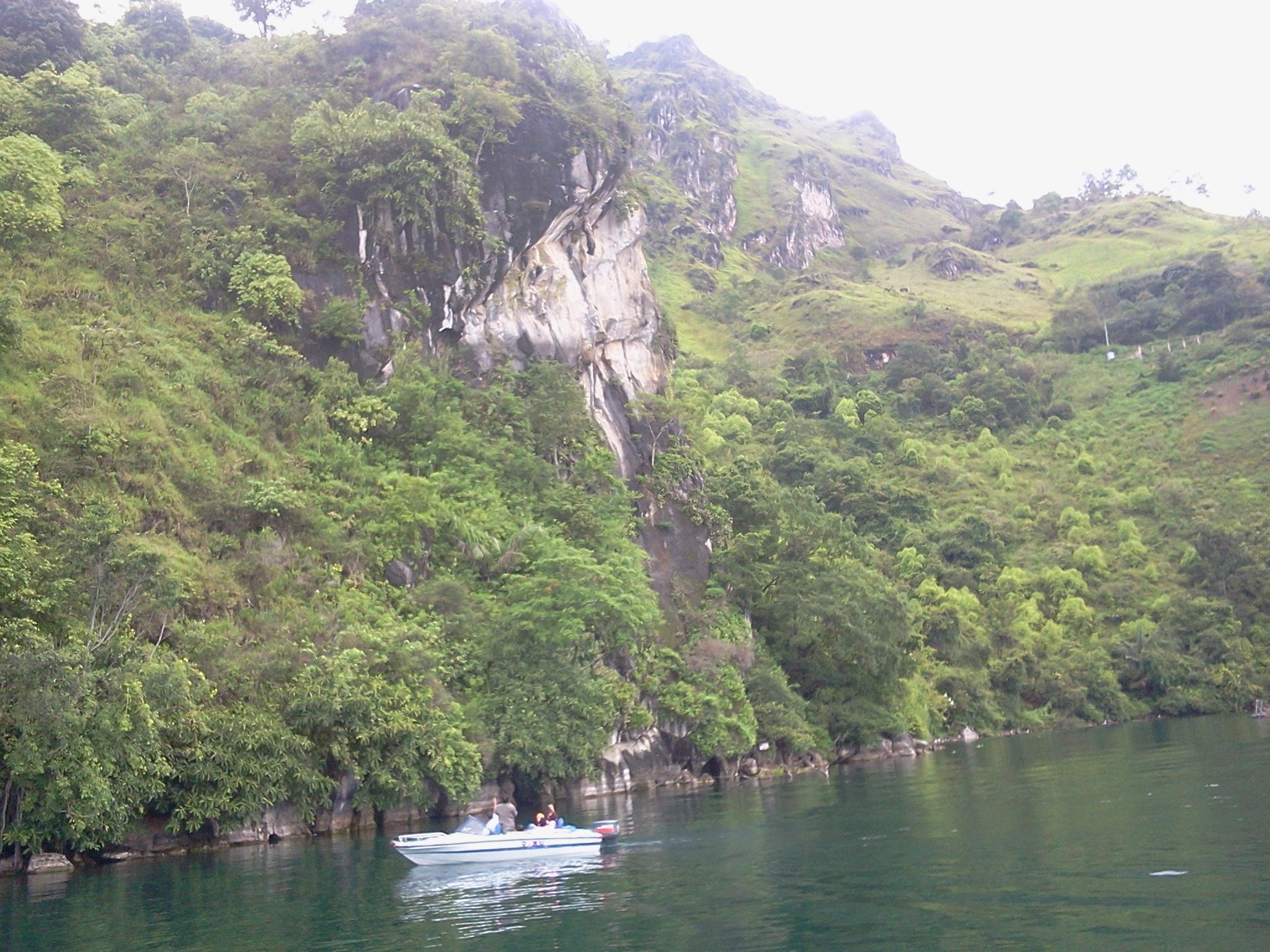 Speed Boat @ Lake Toba